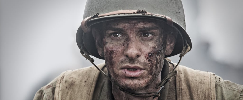 "Hacksaw Ridge Trailer: Andrew Garfield Is Unarmed in the ""Hellfire of Battle"" in This True Story"