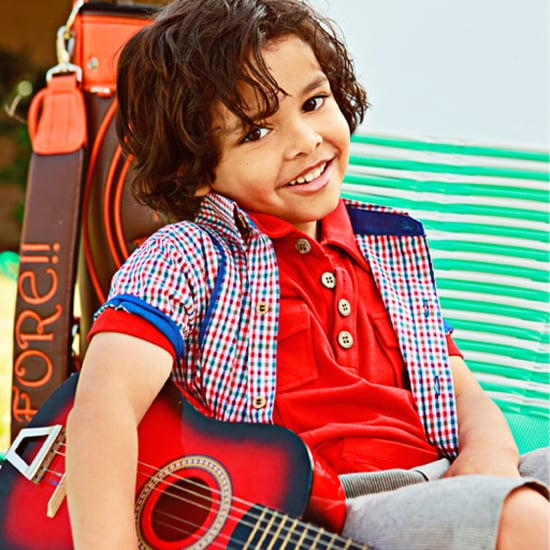 Boys' Golf Clothing and Accessories