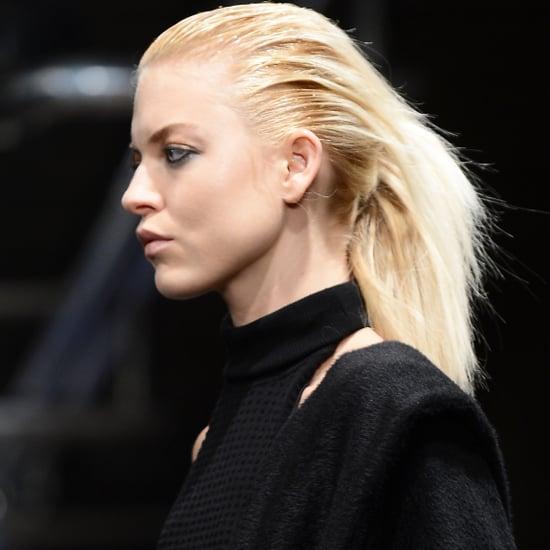 Missoni Hair at Milan Fashion Week Photos   Milan Fashion We