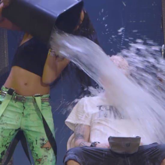 Rihanna and Eminem's Ice Bucket Challenge Video
