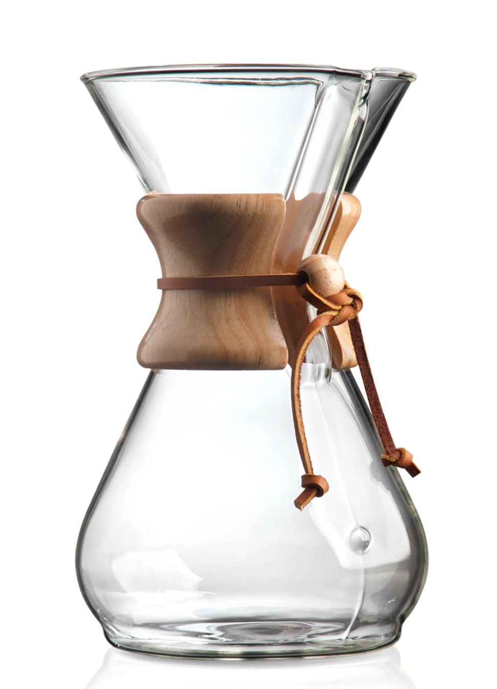 Chemex Handblown Glass Coffeemaker