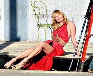 Fab Flash: Kate Moss For Donna Karan