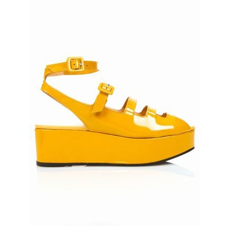 Guad Patent Strap Wedges
