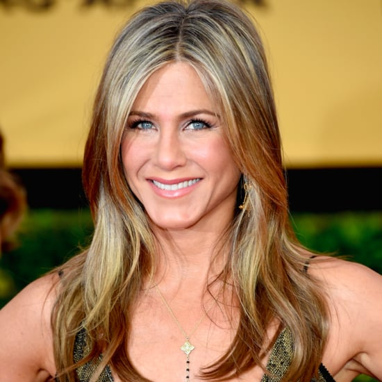 Jennifer Aniston Beauty Interview