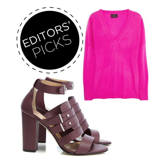 Shop the Editors' New Year Colour Picks: What We Want, Now