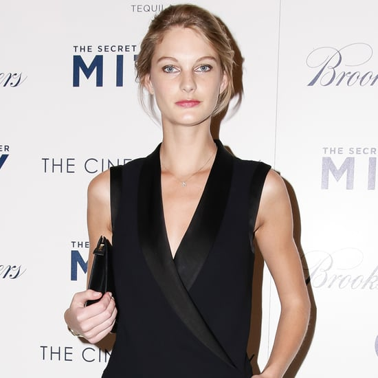 Models and Celebrities at Fashion Parties | Dec. 16, 2013