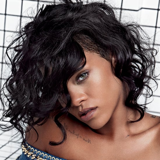 Rihanna Stars in Balmain's Spring 2014 Campaign | Pictures