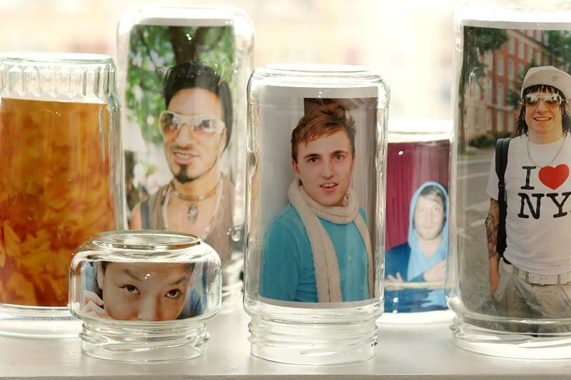 Photo Jars