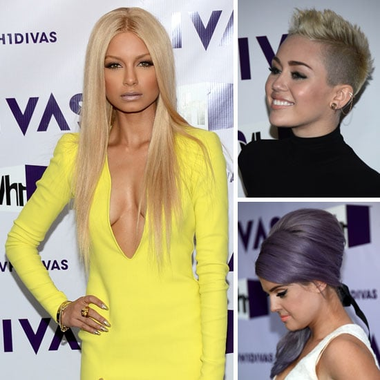 Music Divas Bring Out Their Best Beauty Looks