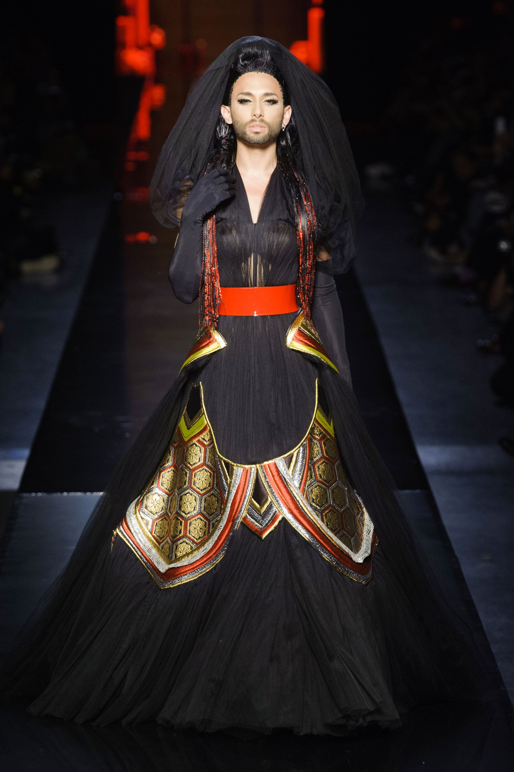 Jean Paul Gaultier Haute Couture Fall 2014