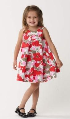 Oscar de la Renta Dresses Lil Darlings!