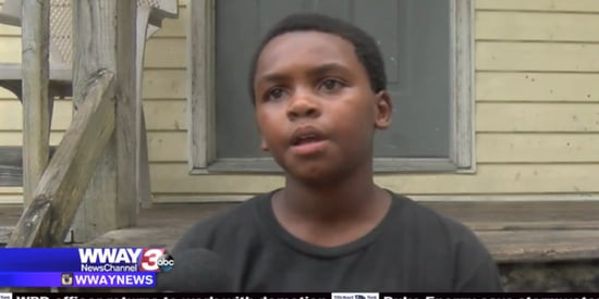 Boy Offers To Mow Lawns For Money To Buy School Supplies, Gets Surprise In Return