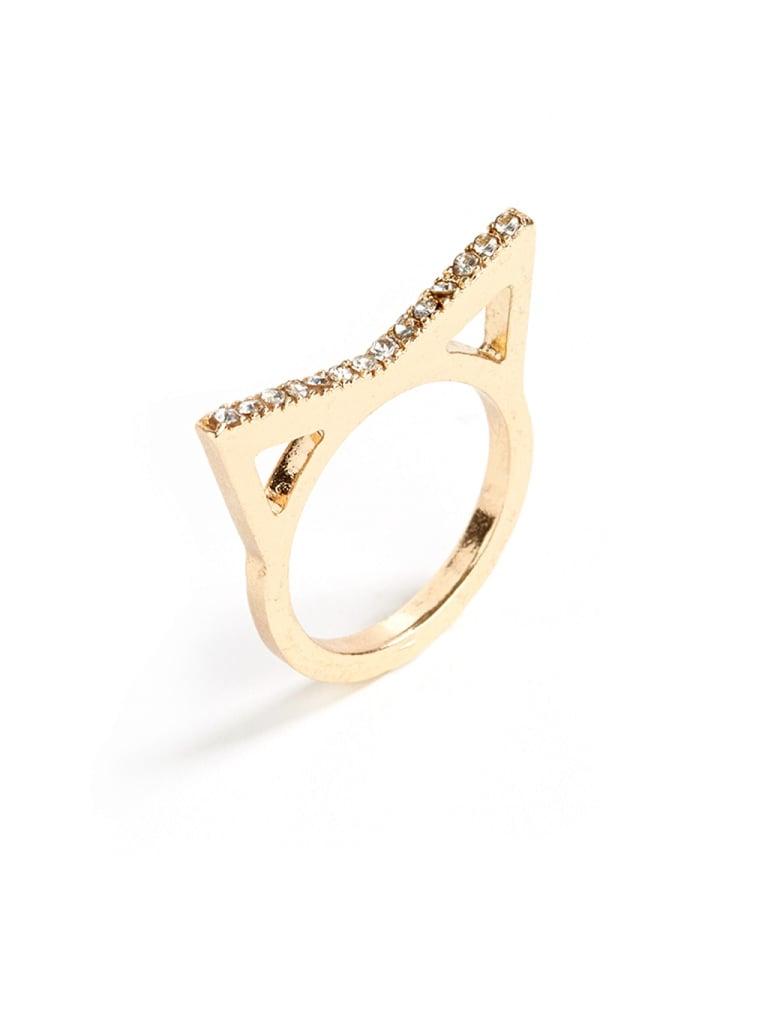 Baublebar Feline Triad Ring