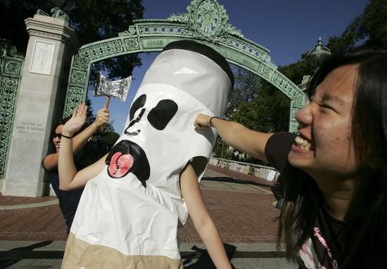 Berkeley to Ban Smoking Outside