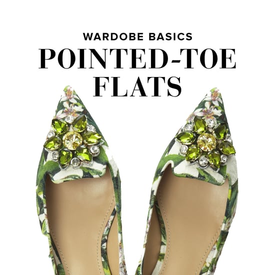 Point-Toe Flats | Shopping