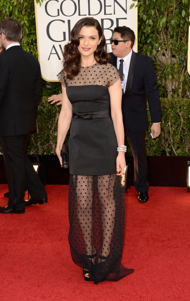 Rachel Weisz in Louis Vuitton in 2013.