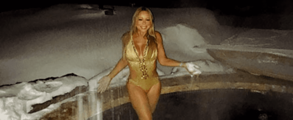Mariah Carey's Latest Family Getaway Looks Like It's Set in the Ultimate Winter Wonderland