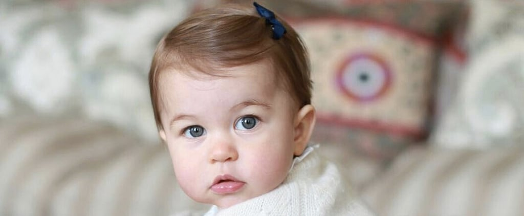 These Gorgeous New Photos of Princess Charlotte Show Just How Fast She's Growing Up