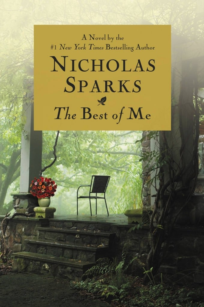 nicholas sparks book list pdf
