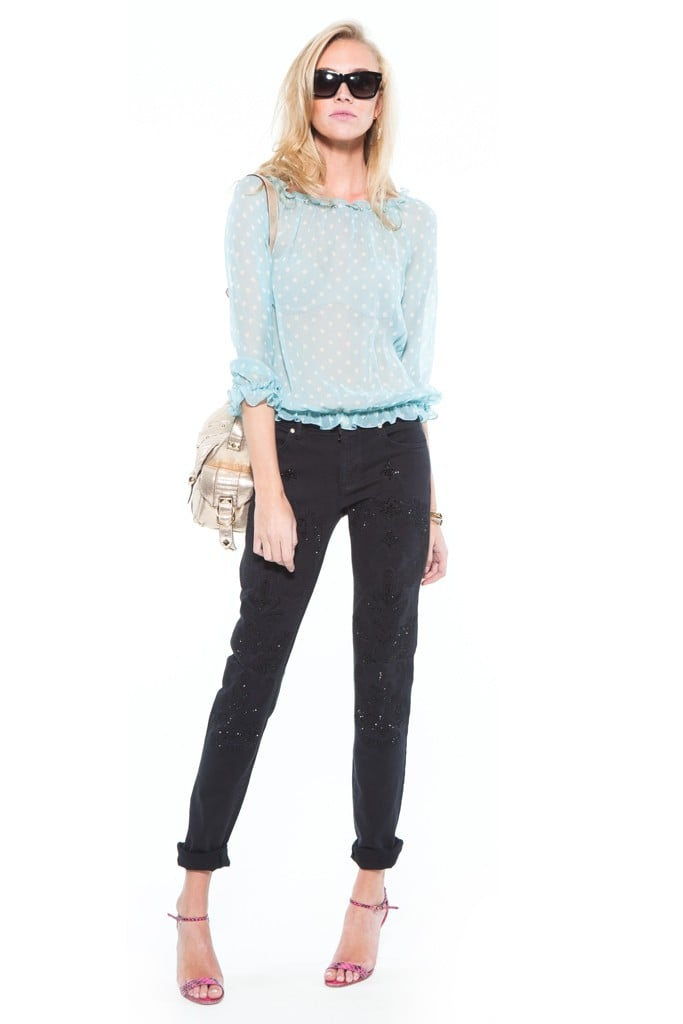 Juicy Couture Pre-Fall 2013