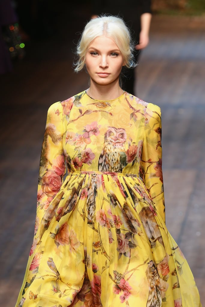 To acquire Report beauty dolce gabbana fall picture trends