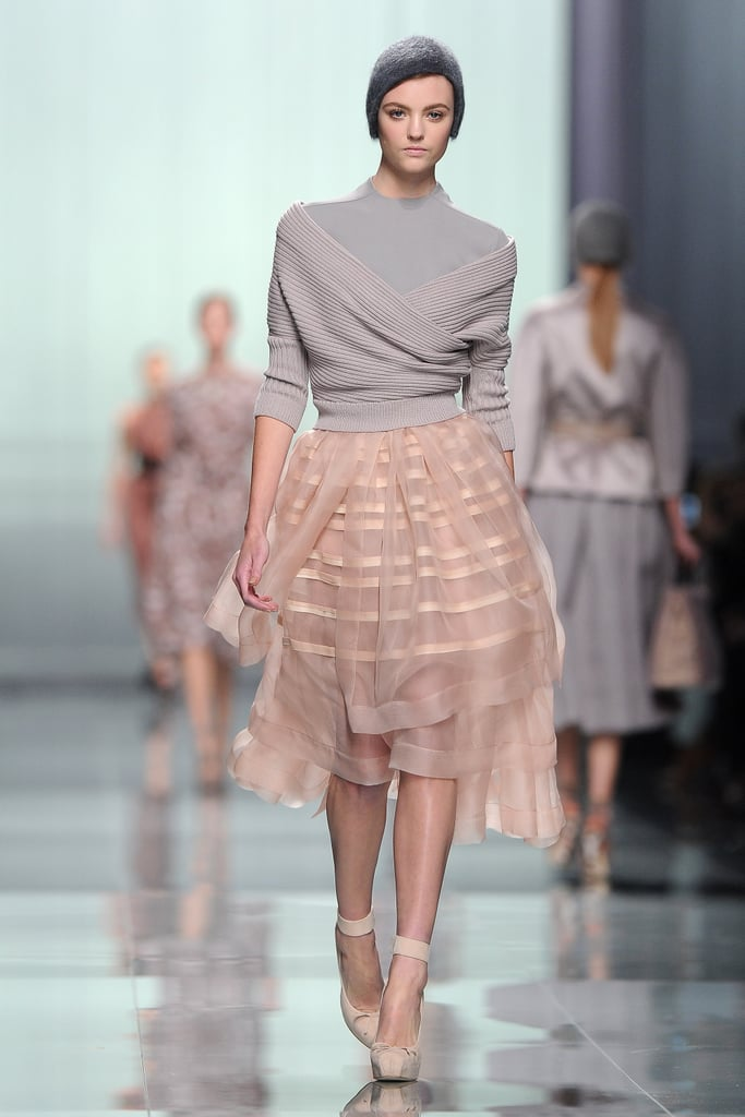 2012 A/W Paris Fashion Week: Christian Dior