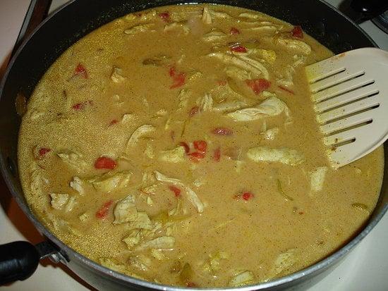 Chicken Curry & Indian Cauliflower Stew