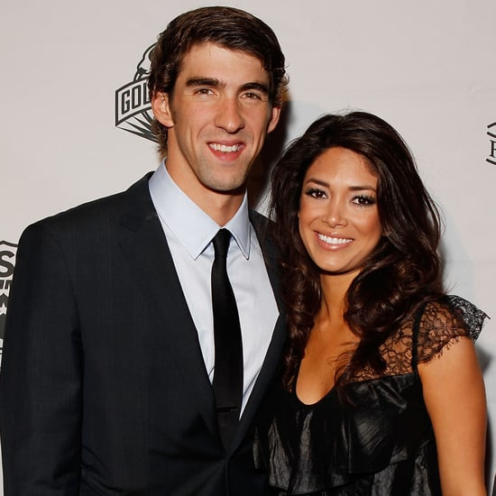 Michael Phelps and Nicole Johnson Engagement Pictures