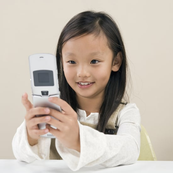 Poll on Cell Phones For Kids