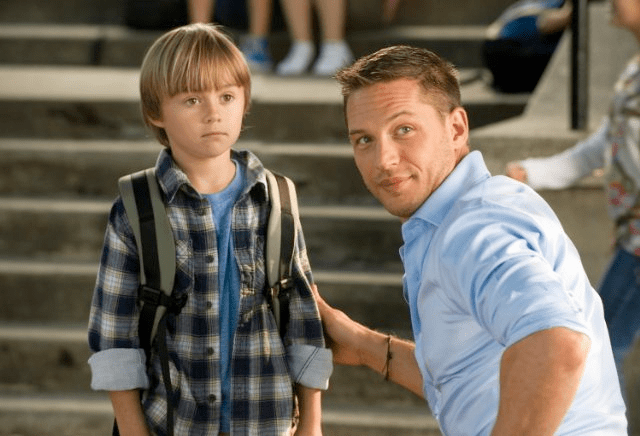 Tom Hardy in This Means War