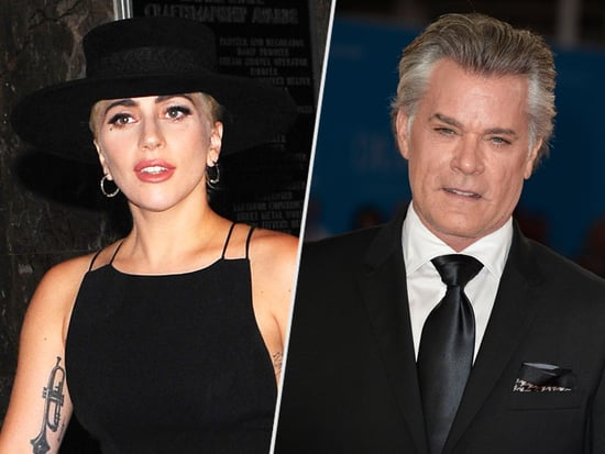 Lady Gaga and Ray Liotta Have a Friendly Dinner Outing with Her Dad