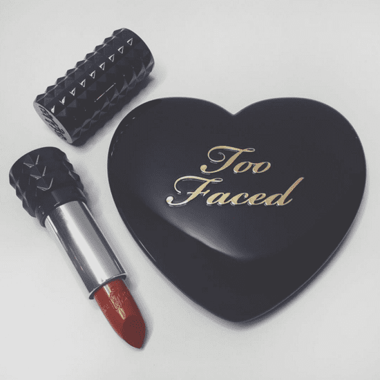 Kat Von D and Too Faced Makeup Collaboration