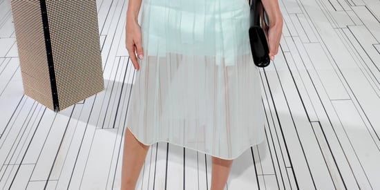 We Take It Back, We Still Love The Sheer Trend