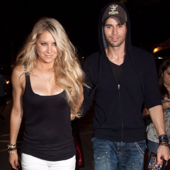 Anna Kournikova and Enrique Iglesias Instagram June 2016