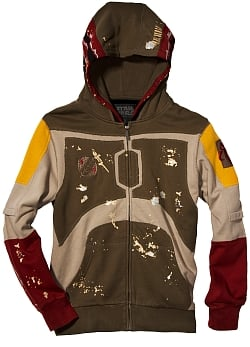 Boba Fett Hoodie: Storm the Grocery Store