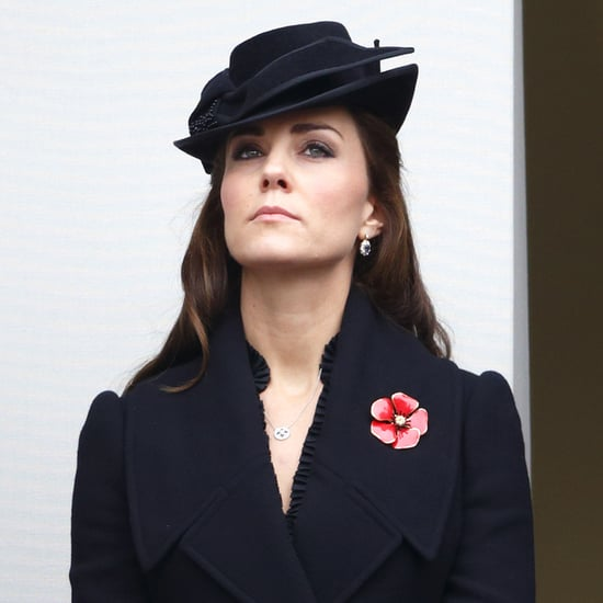 Kate Middleton Pictures at Remembrance Sunday 2014