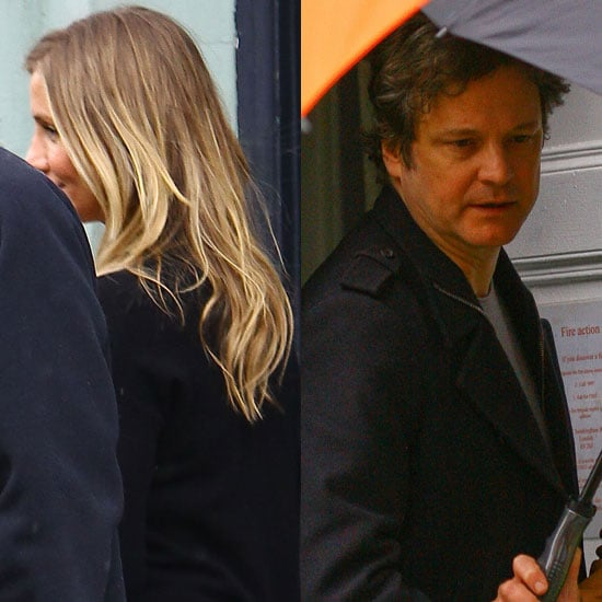 Cameron Diaz Pictures With Colin Firth Shooting Gambit