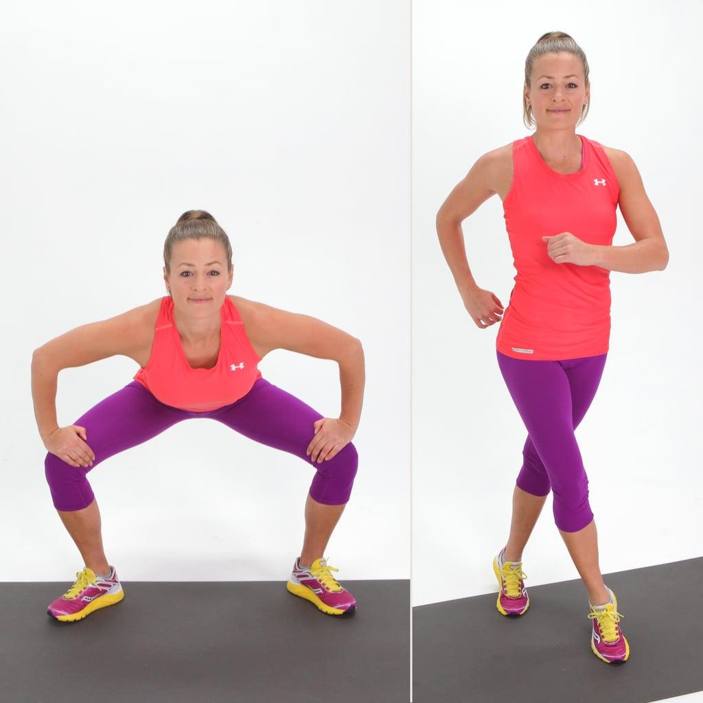 Как сделать ноги подтянутыми