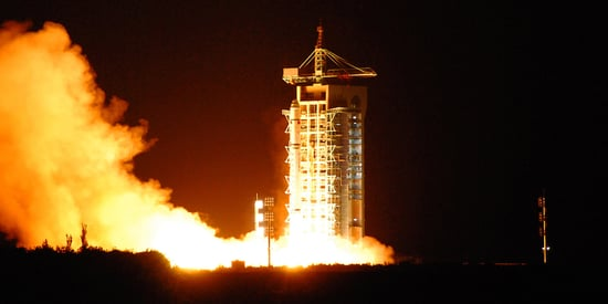 China Launches World's First Quantum Satellite For Hack-Proof Program