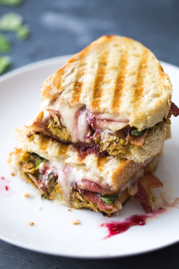 Thanksgiving Leftovers Panini