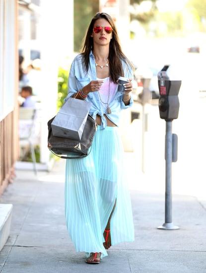 Alessandra-Ambrosio-colored-streets-LA-Brentwood