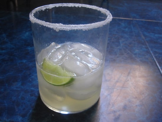 Classic Margarita on the Rocks Recipe