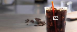 Iced Coffee Drinkers Are Going to Flip Over This Announcement From Dunkin' Donuts