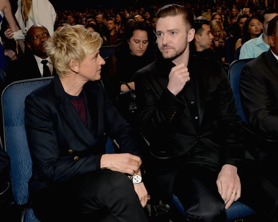 Ellen-Justin-shared-moment-audience