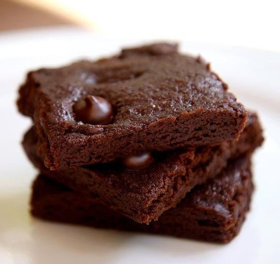 Vegan Double Fudge Brownies