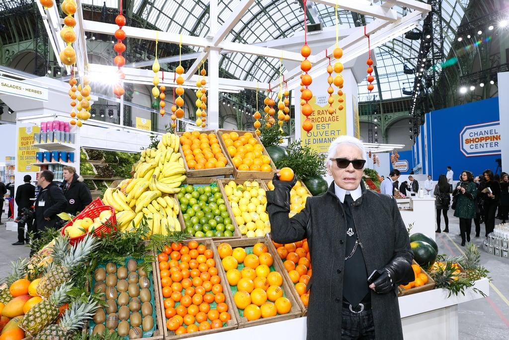 Karl on His Diet