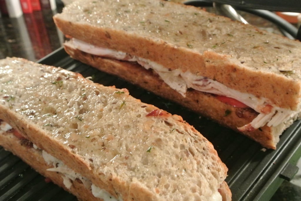 The Ultimate Thanksgiving Panini