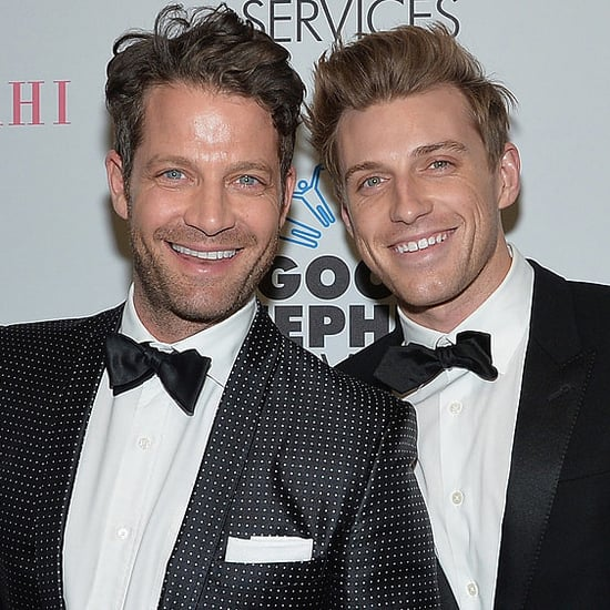 Nate Berkus and Jeremiah Brent Welcome Baby Girl