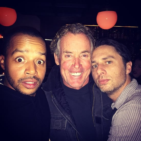 Scrubs Reunion With John C. McGinley
