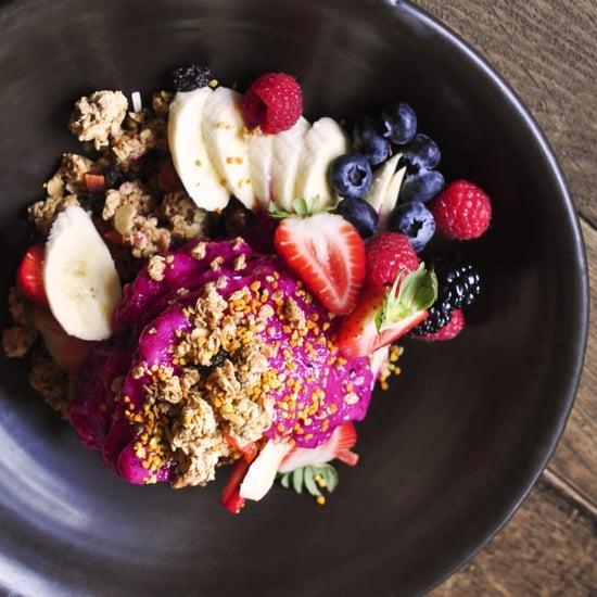 Healthy Pitaya Bowl Recipe